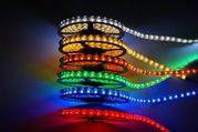 светодиодная лента - разные цвета - в наличии - от 900 тг Кентау