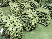 Продадим новые гусеницы на тр. Т-4 А старого образца,  ТТ-4,  ТТ-4 М по урезанной цене !